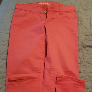 Old Navy The Rock Star skinny jeans